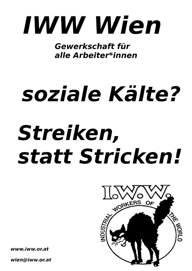 streikstricken